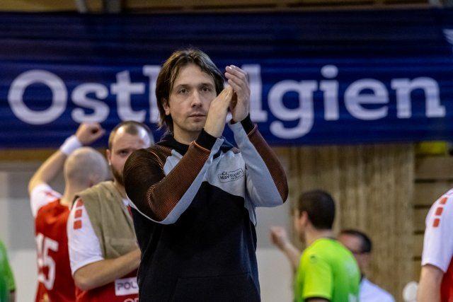 KTSV Eupen trennt sich von ihrem Trainer