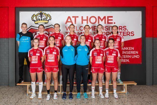 Team Damen 3 bereit für die kommende Saison
