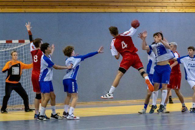 KTSV Kadetten siegen gegen den HC Visé souverän mit 30-17