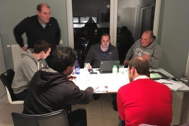 Interview zum Saisonausklang 2016/2017 mit den Vorstandsmitgliedern Stefan Vaessen, Marc Wagner und Guido Königshoven