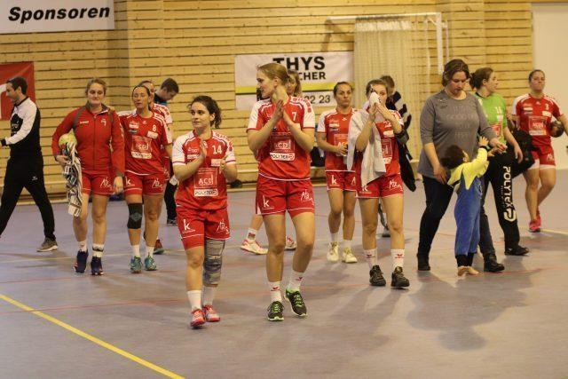 Impressionen vom Spiel der Damen gegen Renaiss'Ans Montegnée