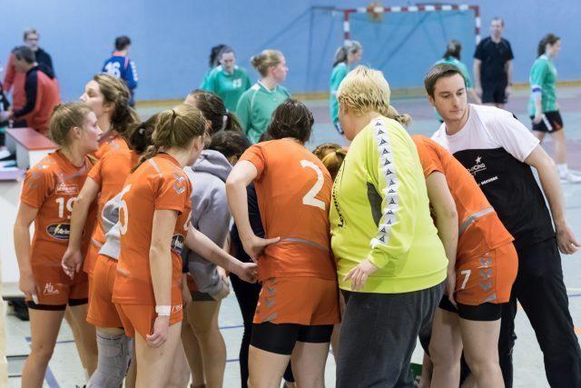 Landespokal KTSV Eupen gegen Fémina Visé