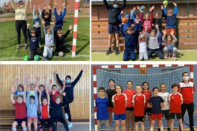 Handball Osterlager erfolgreich abgeschlossen