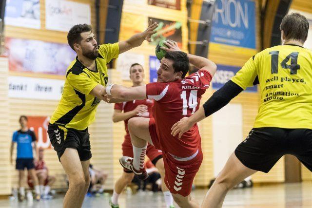Herren 1 gewinnen gegen Sasja Antwerpen