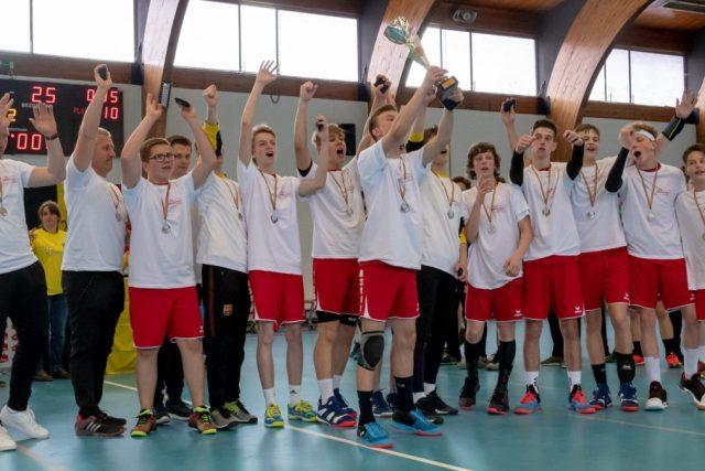 Landesfinale Minimes 2018-2019