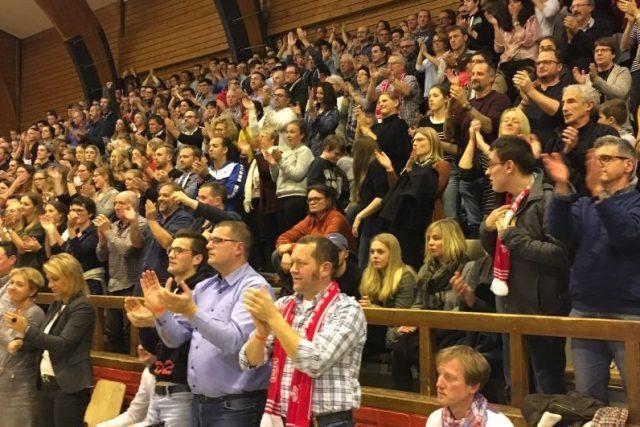 Handball Derby zwischen Eupen und Eynatten