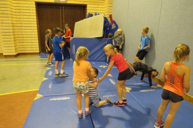 2. Oster Handballlager
