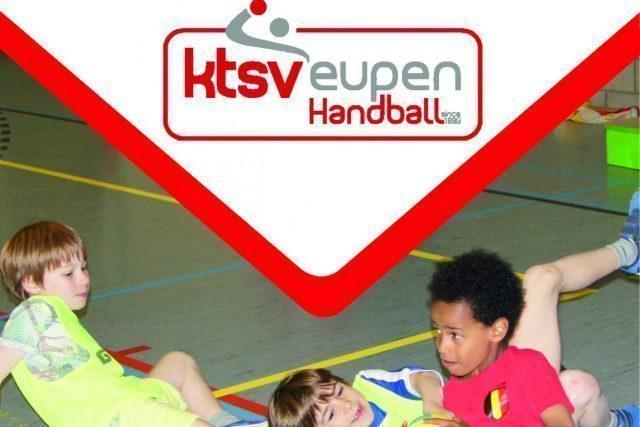 Sommer Handballlager der KTSV Eupen