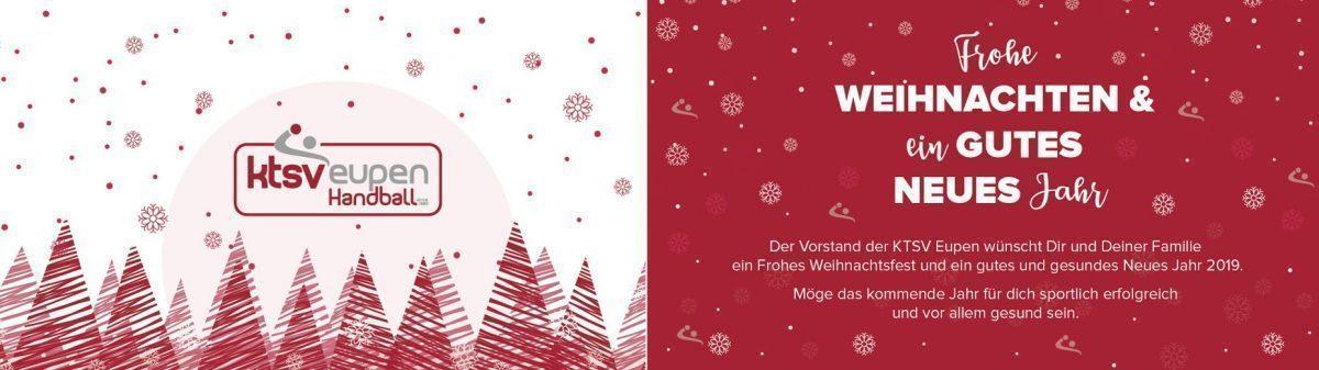 Weihnachten 2019 Banner