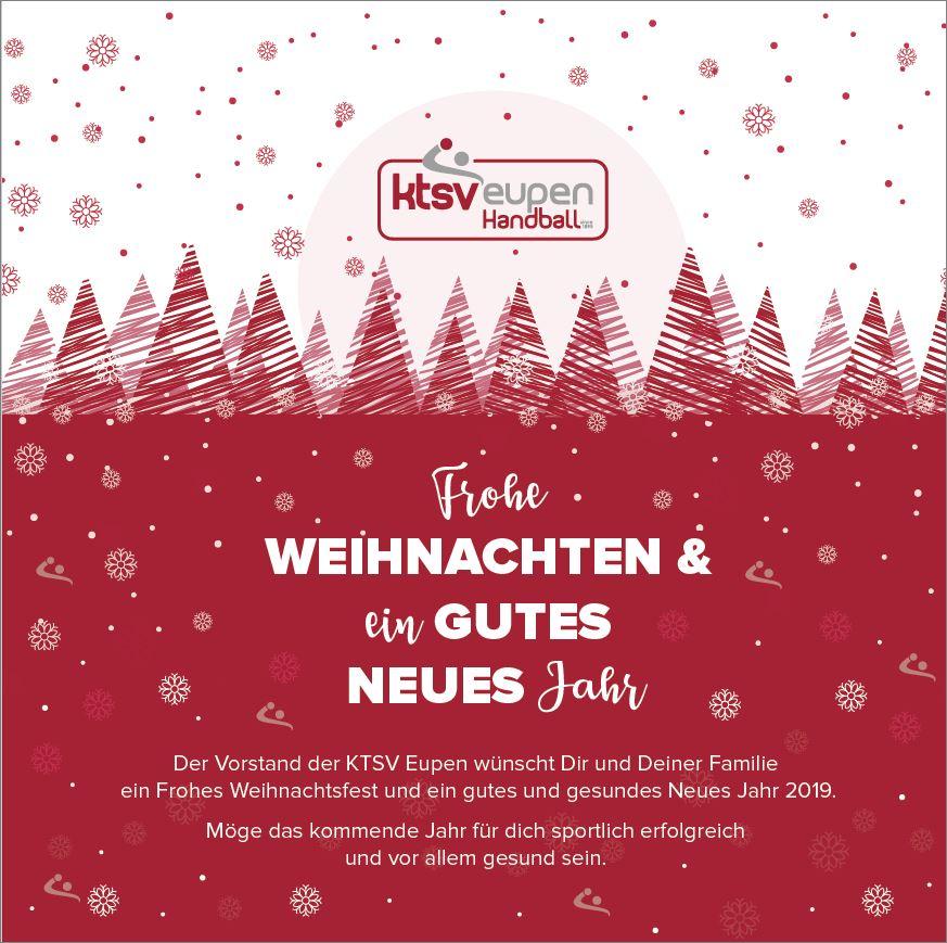 Bilder Weihnachten Neues Jahr.Frohe Weihnachten Und Ein Gutes Neues Jahr Ktsv Eupen